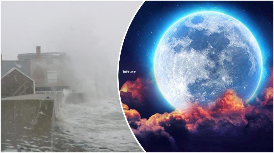 Scituate massachusetts storm surge floods 2 EEUU en Alerta: Kim Jong un detonará el sábado un dispositivo nuclear ¿Se declara el desastre?