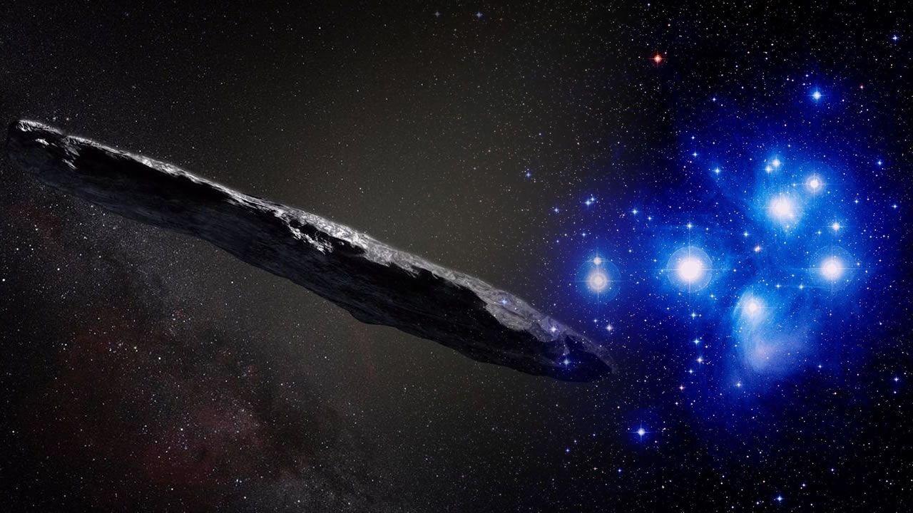 cientificos determinan que oumuamua proviene de las pleyades portada EEUU en Alerta: Kim Jong un detonará el sábado un dispositivo nuclear ¿Se declara el desastre?